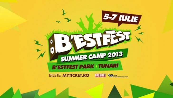 Evenimentele muzicale care vor avea loc in Bucuresti in iulie, printre care B'estfest si Rock the City!