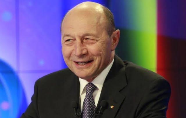Traian Basescu: Spre marea mea bucurie, voi avea o nepotica!