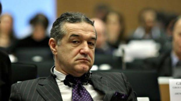 DOSARUL VALIZA: Gigi Becali a fost condamnat la trei ani de inchisoare cu executare!