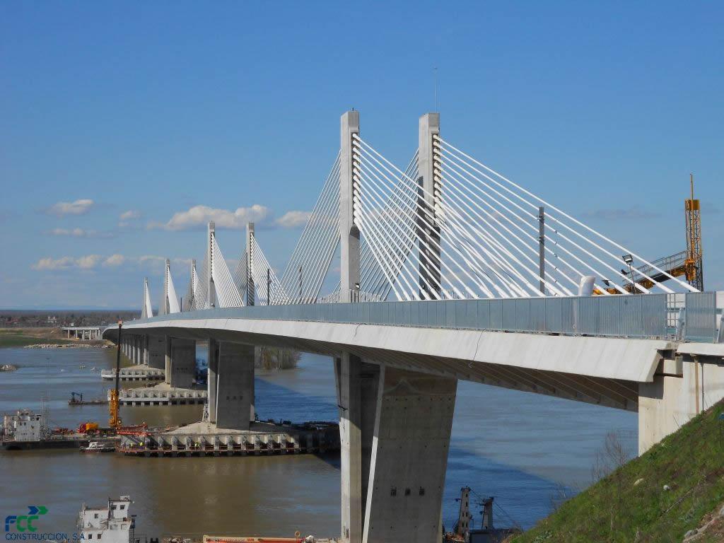 Podul Calafat-Vidin a fost inaugurat in prezenta premierilor Ponta si Oresarski!