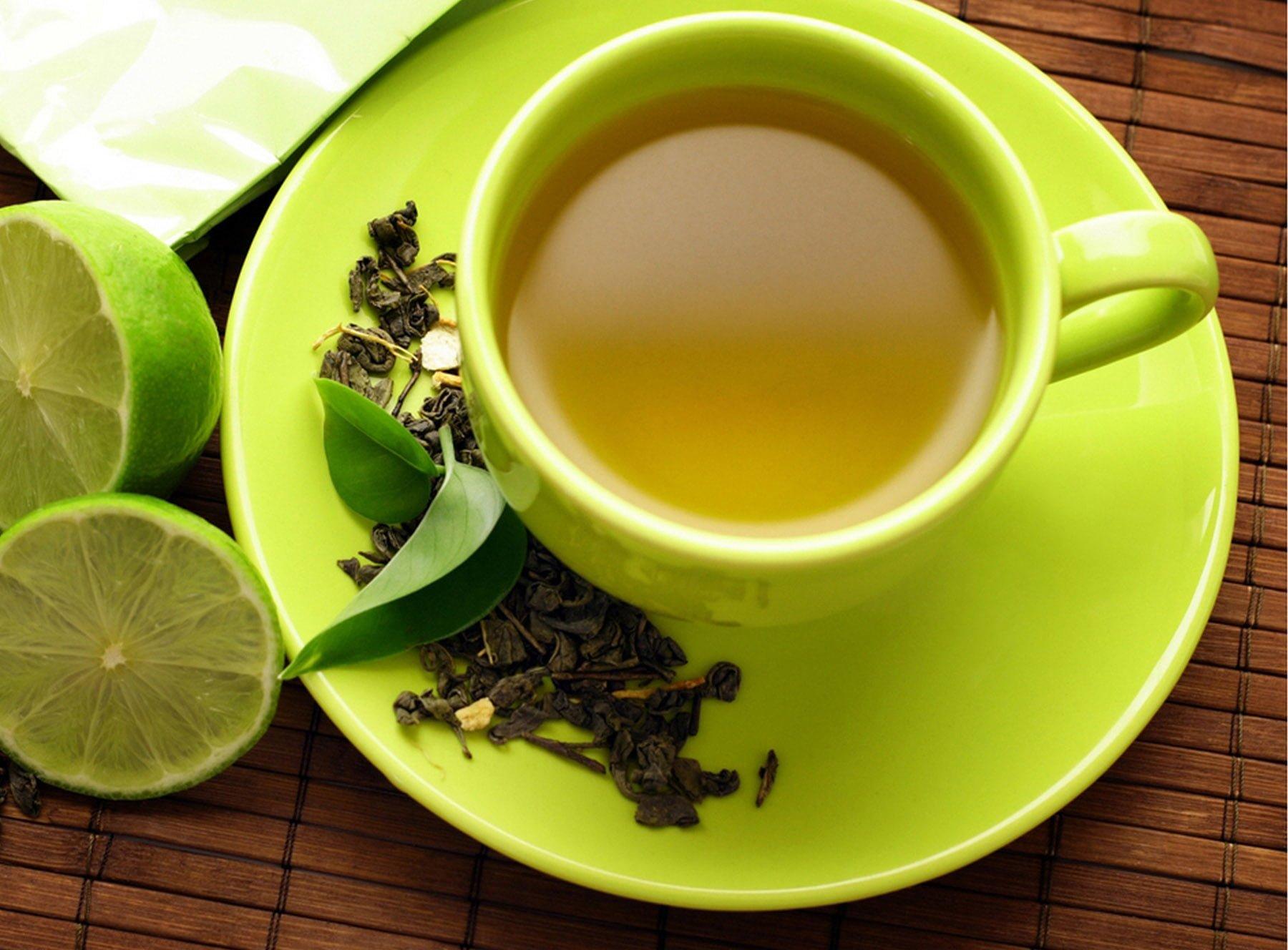 Top 10 Beneficii ale consumului de ceai verde! FOTO
