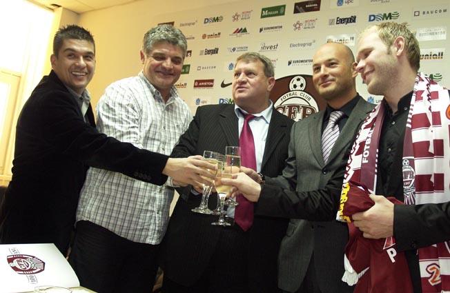CFR Cluj a fost scoasa la vanzare! Paszkany are de recuperat 100 de milioane de euro