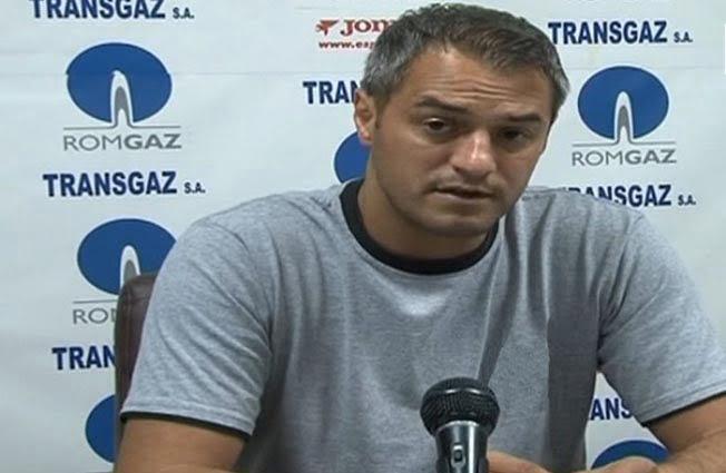 Cristian Dulca este noul antrenor al echipei Gaz Metan Medias