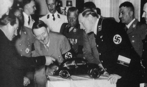 Zece mari companii ONORABILE care l-au servit pe Hitler!