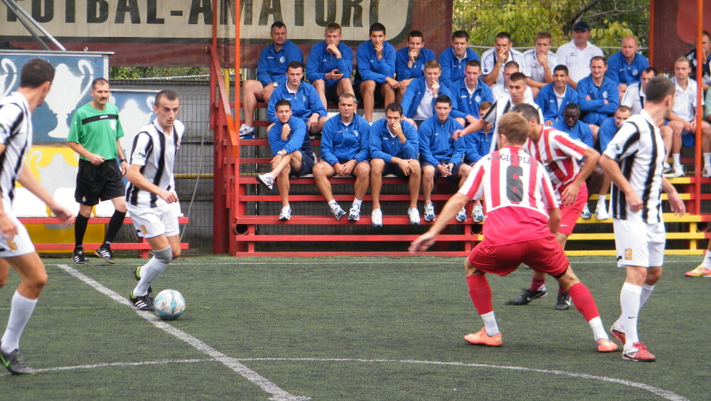 Un nou record in minifotbalul romanesc!