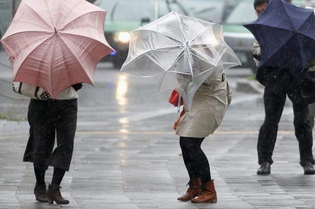 COD GALBEN de ploi torentiale si grindina! Vezi HARTA zonelor afectate!