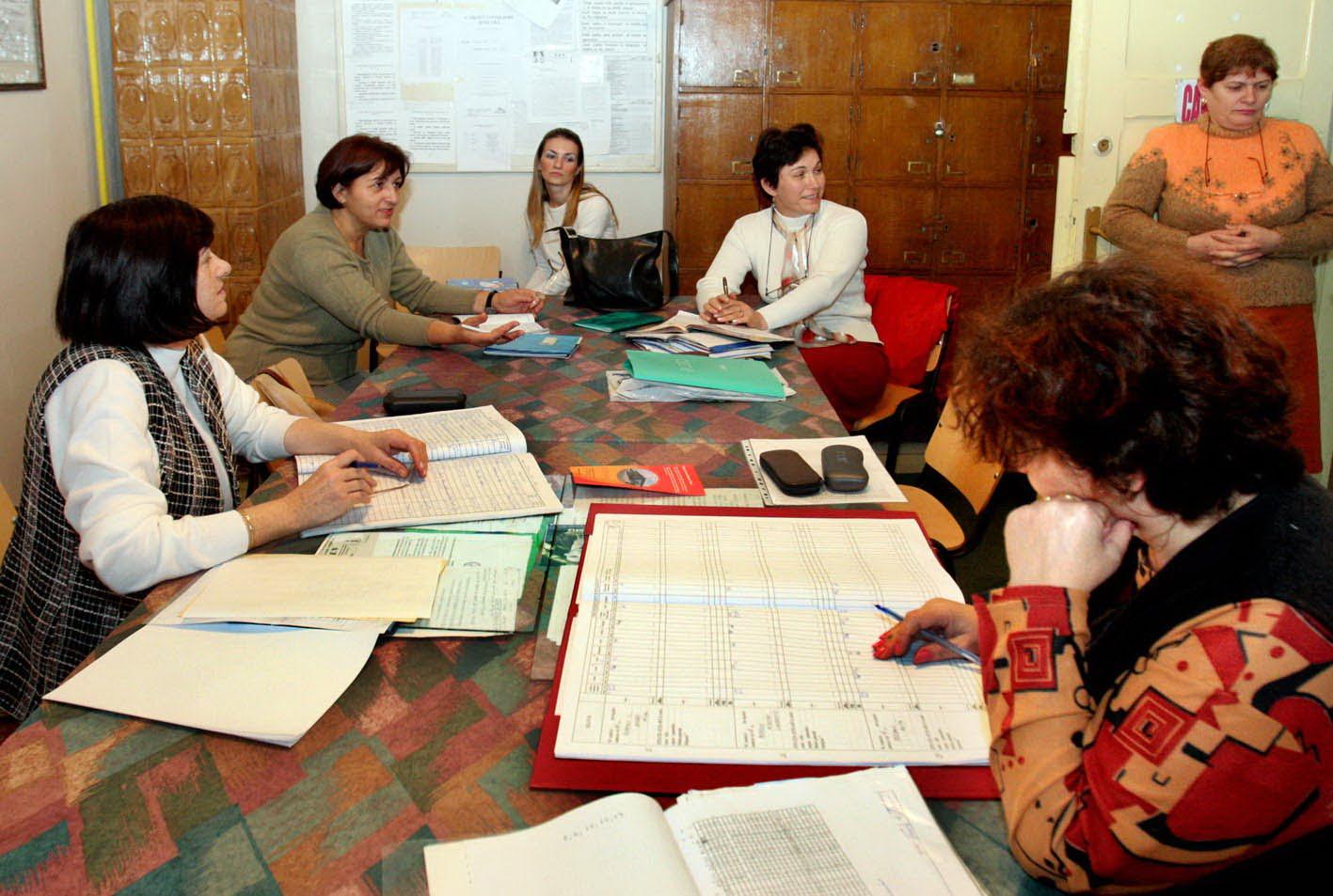 Traian Basescu: Sistemul de educatie e ineficient, corupt si cu dascali slab pregatiti!