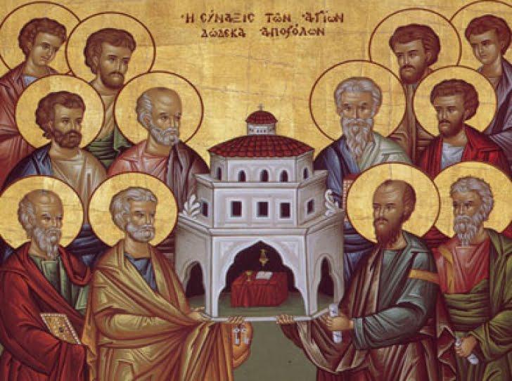 Ortodocsii sarbatoresc Rusaliile sau Pogorarea Duhului Sfant!