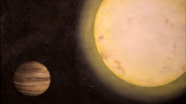 Astronomii au descoperit o noua exoplaneta, asemanatoare lui Saturn! FOTO
