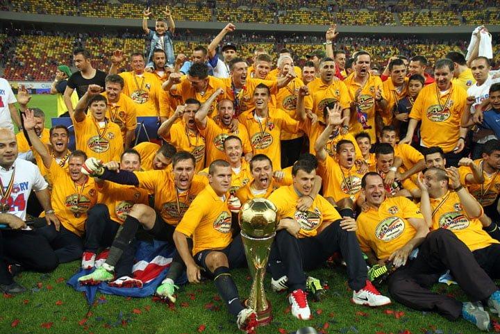 Steaua a fost nominalizata de UEFA in urnele pentru tragerea la sorti a preliminariilor Ligii Campionilor!