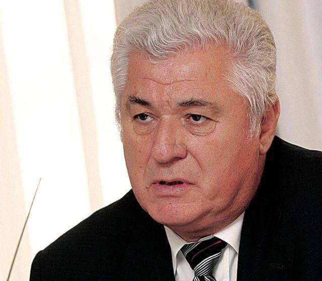 Vladimir Voronin este nemultumit de vizita lui Traian Basescu in Republica Moldova!