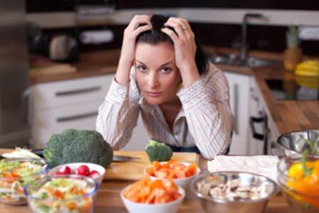 Stresul si alimentatia
