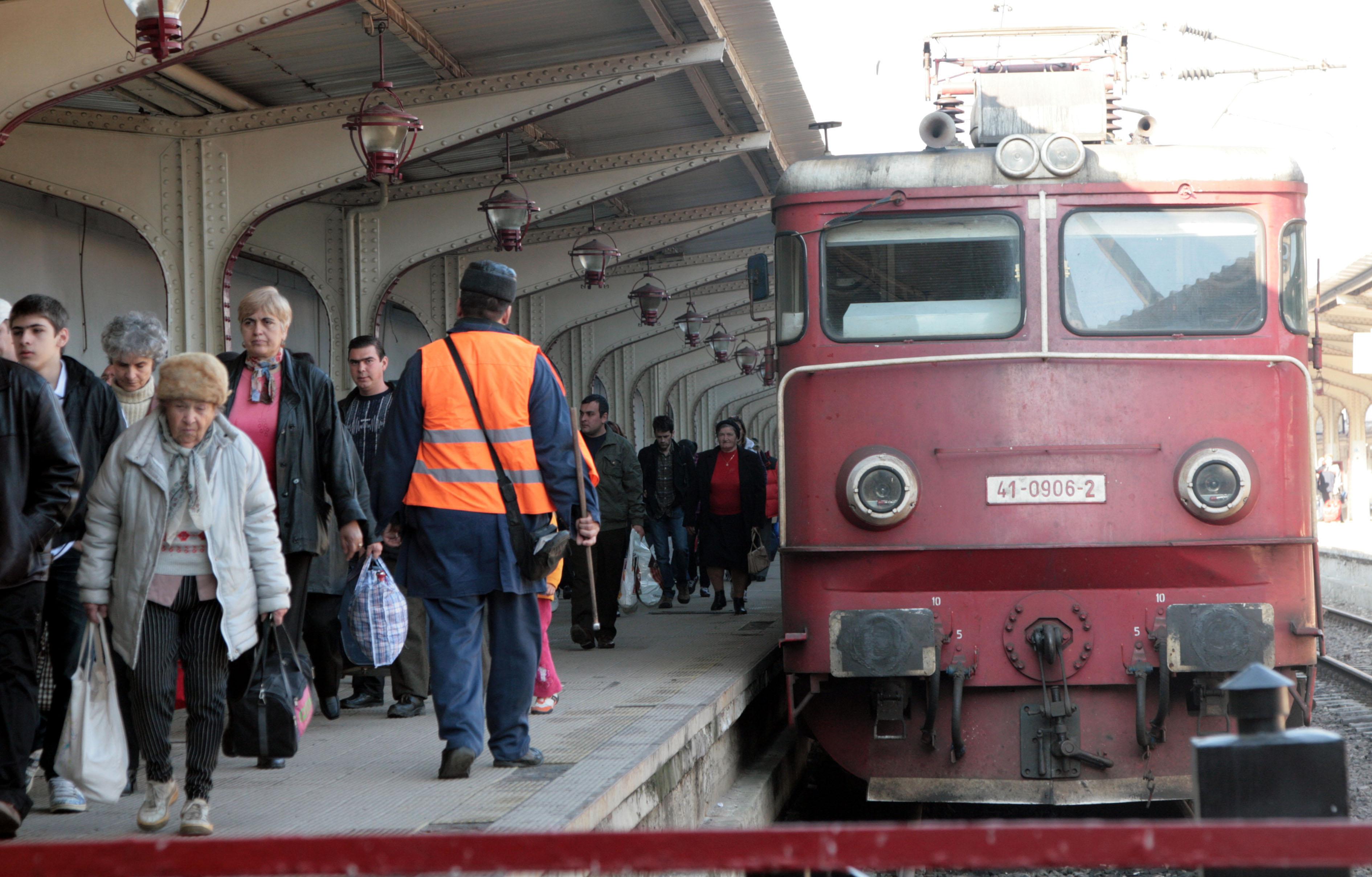 Trenul, o specie pe cale de disparitie