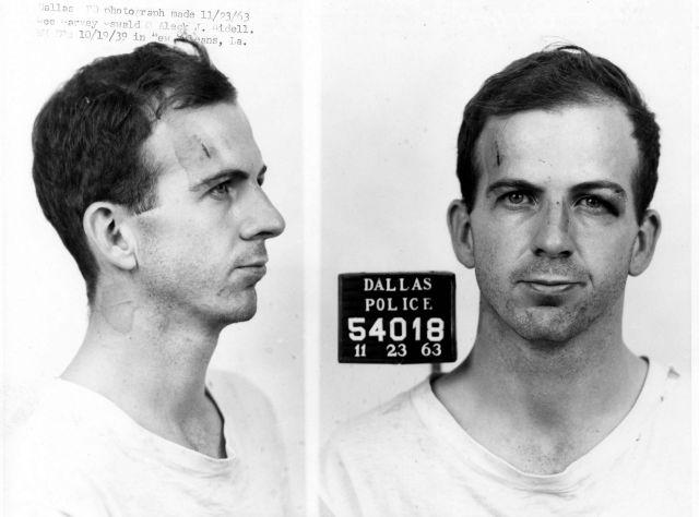 Oswald Dallas Police photo_1