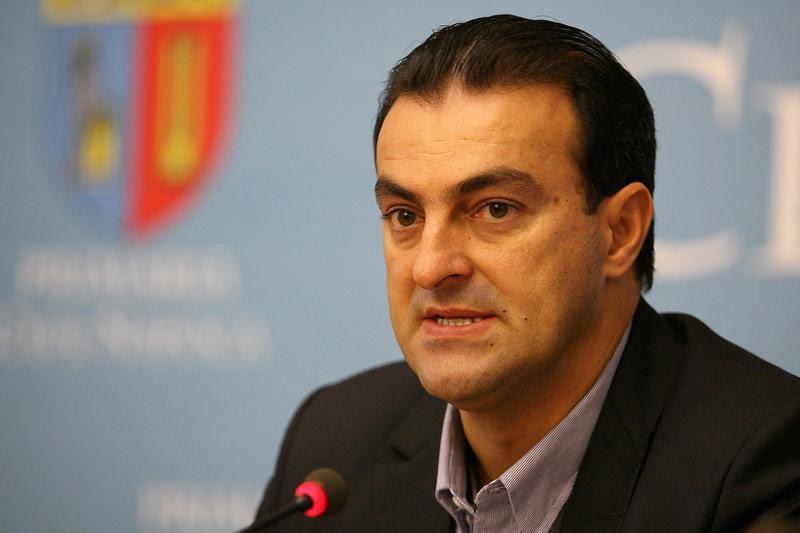 Sorin Apostu, fostul primar din Cluj a fost condamnat la 3 ani de inchisoare cu executare!