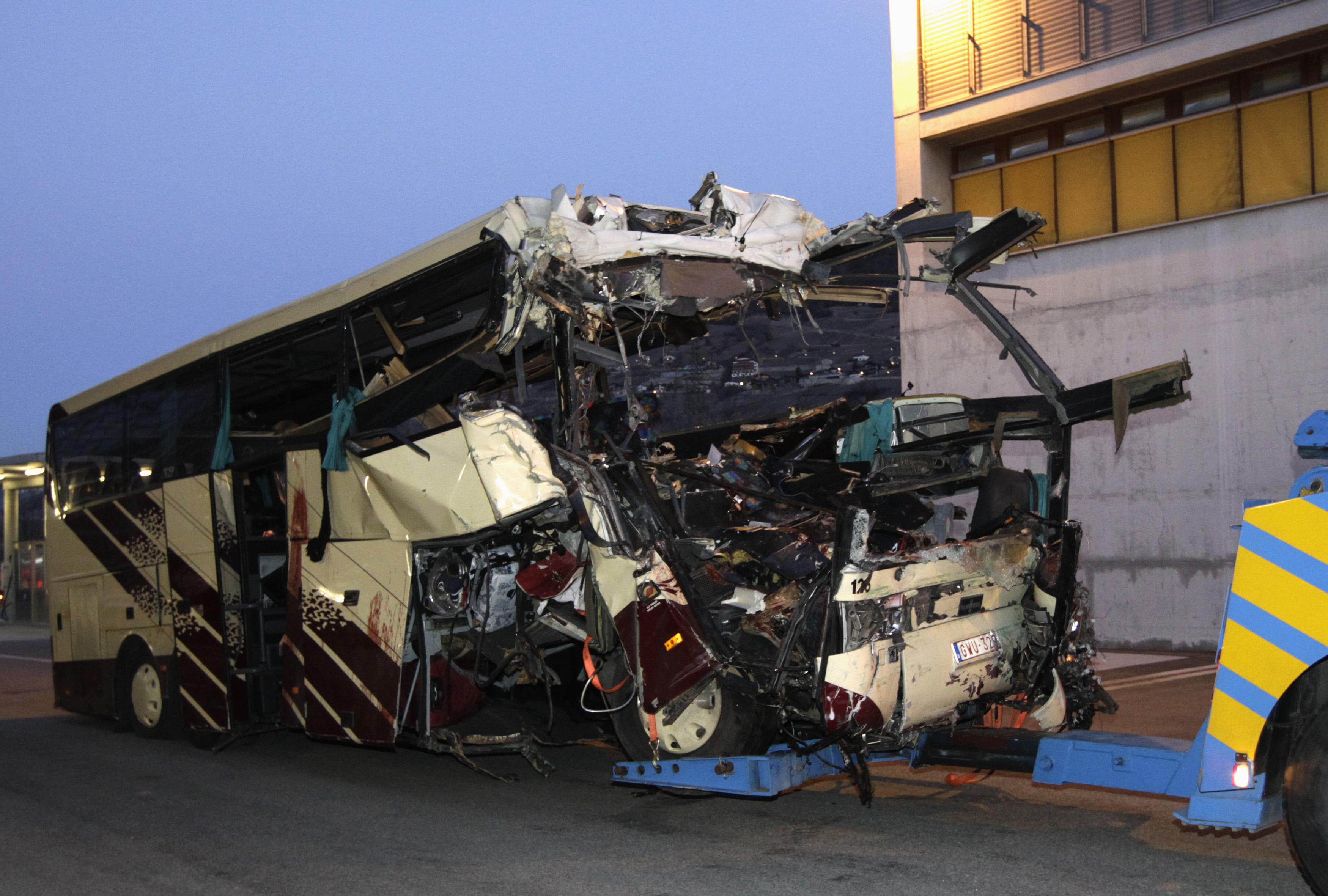 Cele mai grave ACCIDENTE DE AUTOCAR din ultimii zece ani! FOTO