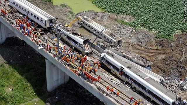 TOP 17 Cele mai grave accidente de tren din Europa!
