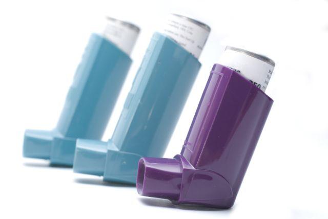 asthma puffers