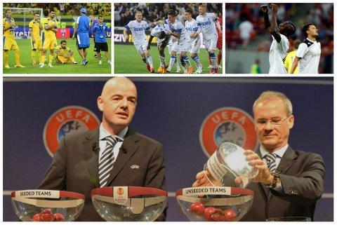 Europa League: Posibilii adversari pentru Petrolul, Astra si Pandurii! Vezi programul meciurilor din TURUL III!