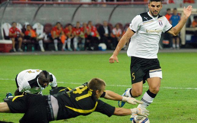 Astra Giurgiu a trecut de Omonia Nicosia cu scorul de 2-1, calificandu-se in turul III preliminar al Ligii Europa!
