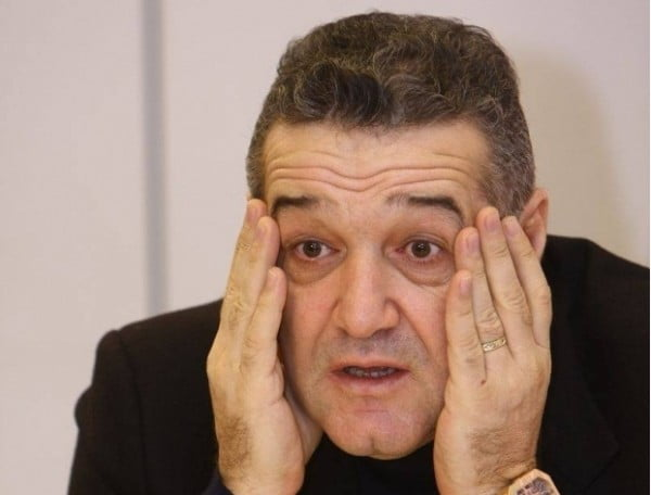 Gigi Becali cere executarea pedepsei in regim deschis!