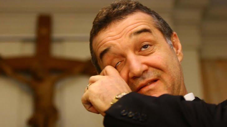 Gigi Becali nu a primit acordul Arhiepiscopiei pentru inscrierea la examenul de admitere la Facultatea de Teologie!