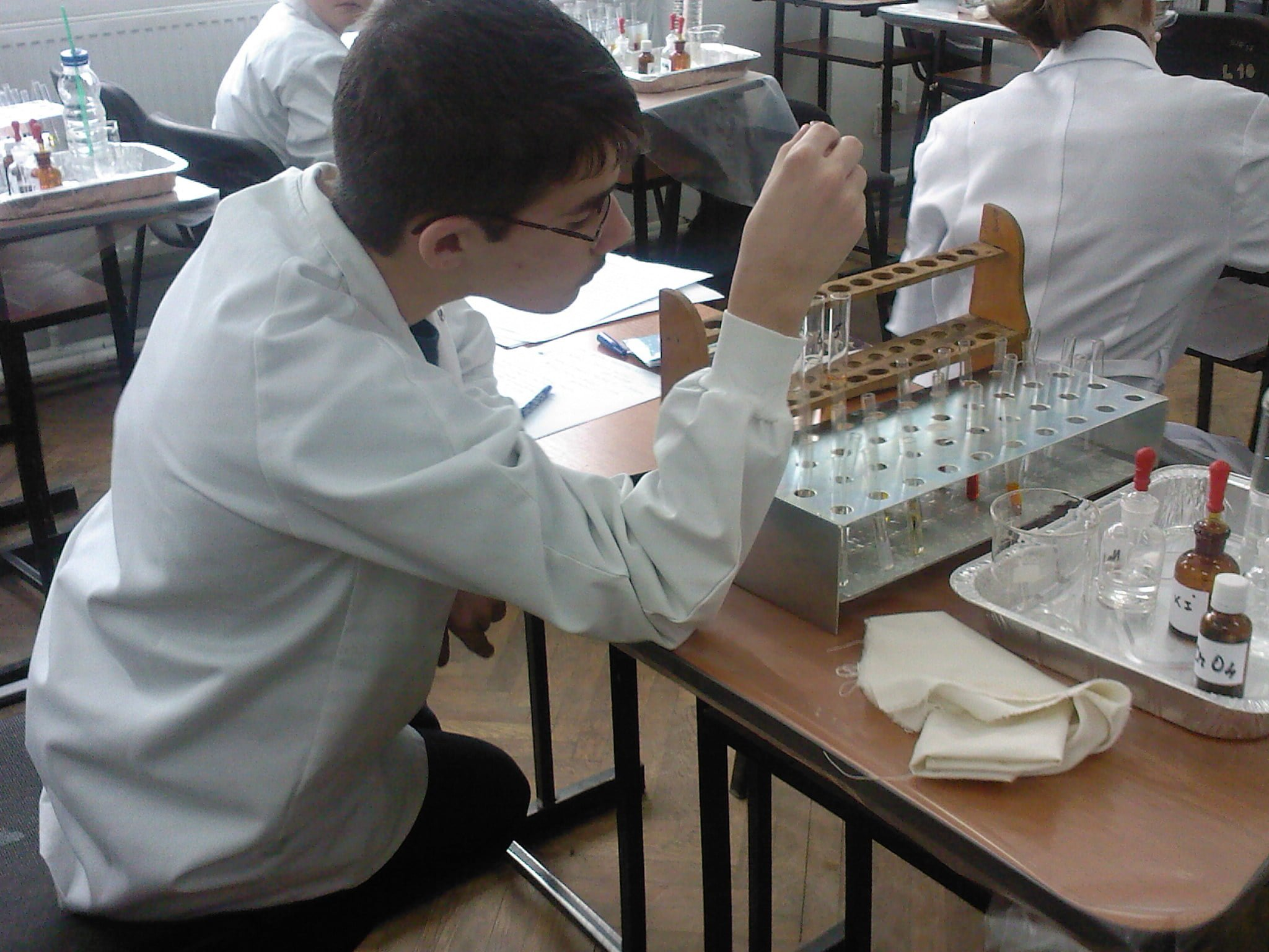 Elevii romani au obtinut trei medalii de bronz la Olimpiada Internationala de Biologie!