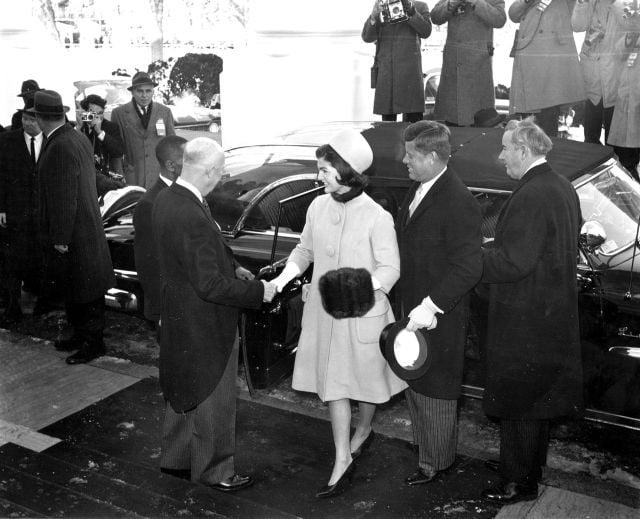 Eisenhower Kennedy