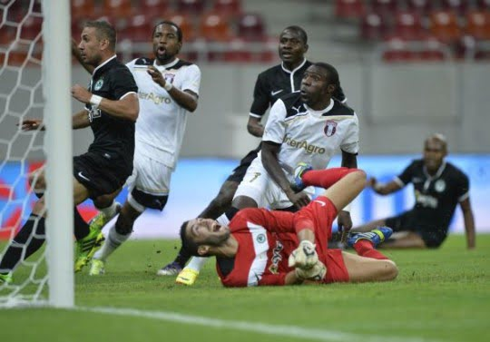 Astra Giurgiu a terminat la egalitate cu Omonia Nicosia, scor 1-1, in prima mansa a turului II preliminar al Ligii Europa! VIDEO