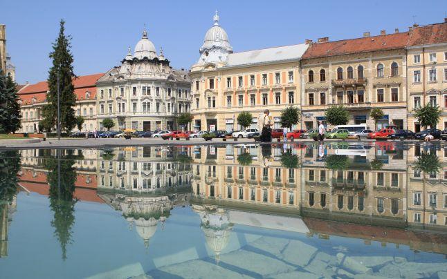 SONDAJ: Orasele favorite pentru a deveni capitalele viitoarelor regiuni!