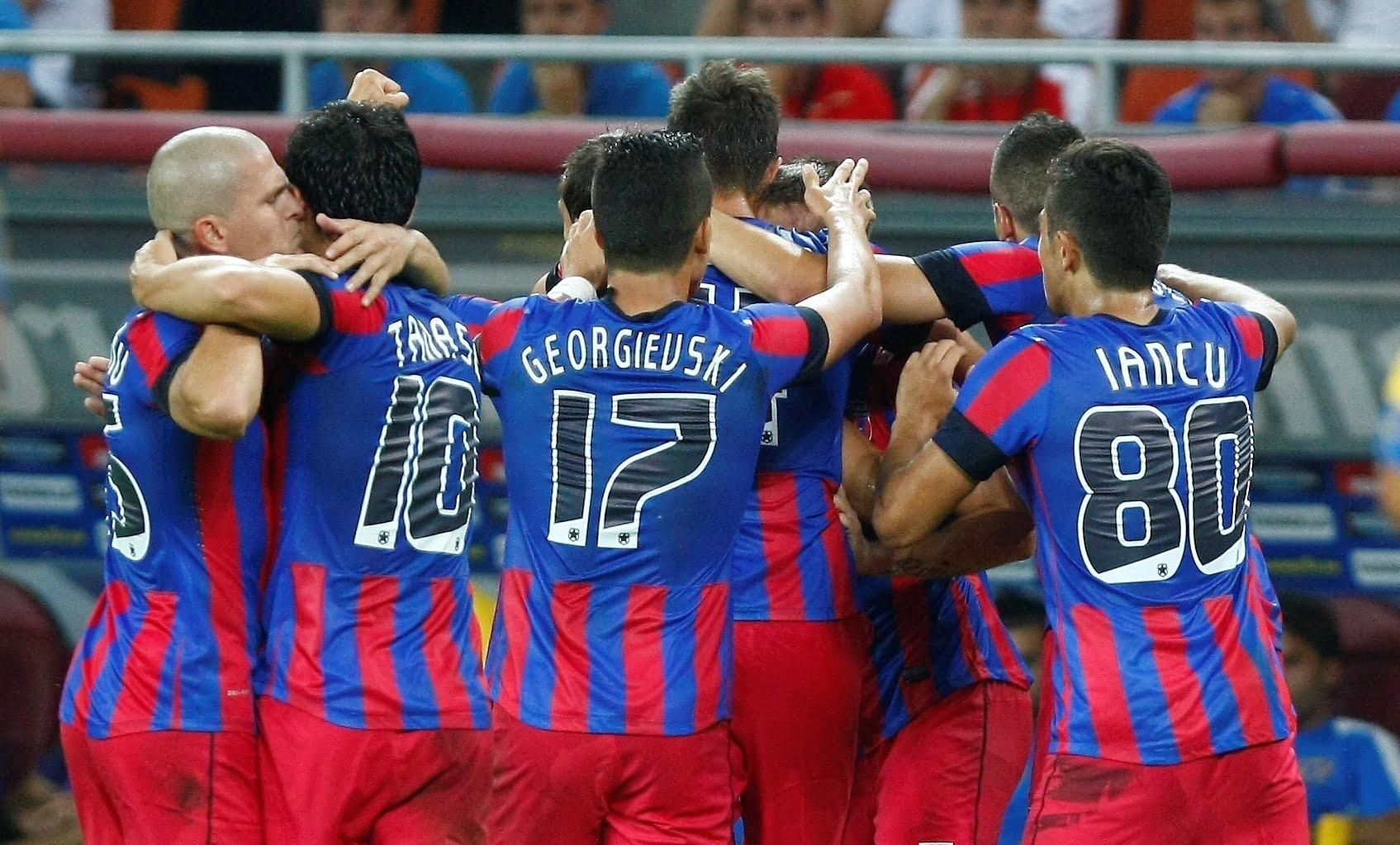 Steaua a invins-o pe Vardar, scor 2-1, calificandu-se fara emotii in turul III preliminar al Ligii Campionilor! VIDEO
