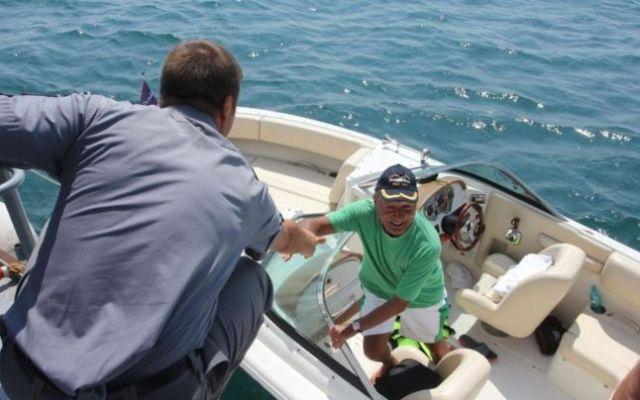 Basescu, la examenul pentru brevetul de comandant: Tara este mai greu de condus decat o nava!