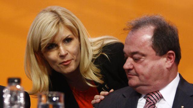Vasile Blaga ii da ultimul avertisment Elenei Udrea: Ipocrizia nu poate fi dusa la maximum!