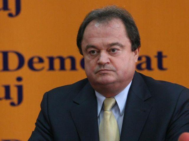 Ce spune Vasile Blaga despre o alianta PDL-PNL!