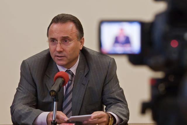 Gheorghe Nichita: Regionalizarea Nu Trebuie Sa Tina Cont De Orgolii De Partid Sau Orgolii Personale!
