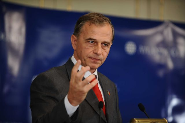 Mircea Geoana considera ca regionalizarea este un subiect de interes national!