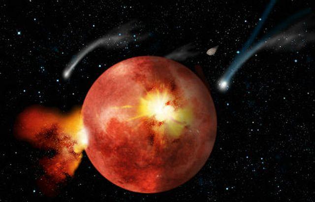 PAMANTUL ar putea deveni a doua planeta Venus avertizeaza expertii in climatologie!