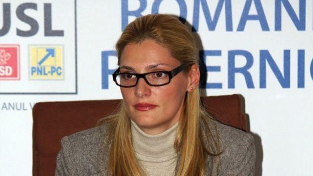 Ramona Manescu a depus juramantul de investitura in functia de ministru al Transporturilor!
