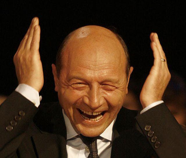 Traian Basescu: Premierul Ponta nu imi raspunde la telefon!