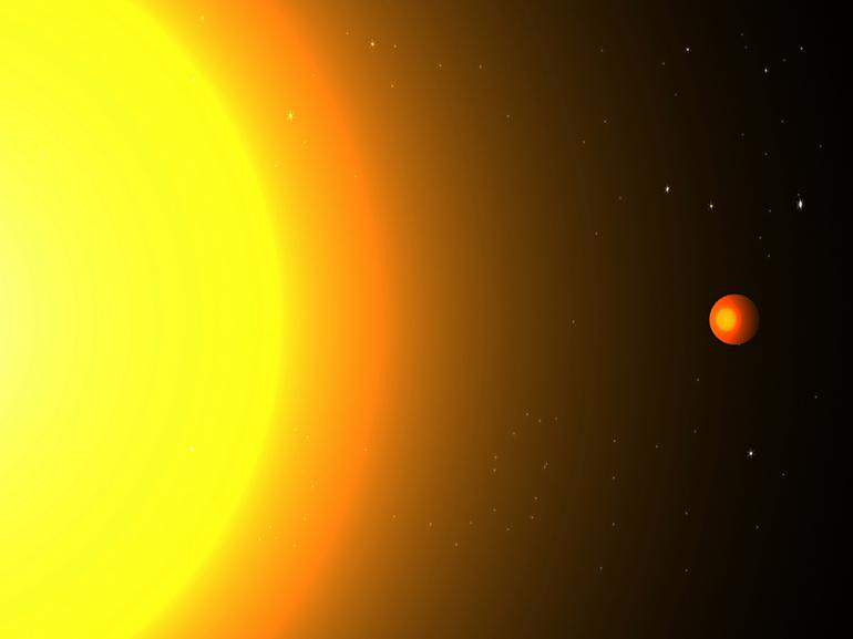 Astronomii au descoperit o EXOPLANETA unde anul dureaza doar 8,5 ore! VIDEO