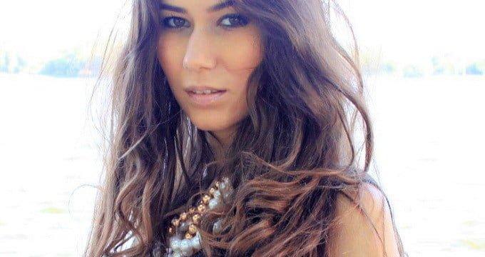 Andreea Chiru este cea mai frumoasa romanca, castigatoarea Miss World 2013 Romania! FOTO