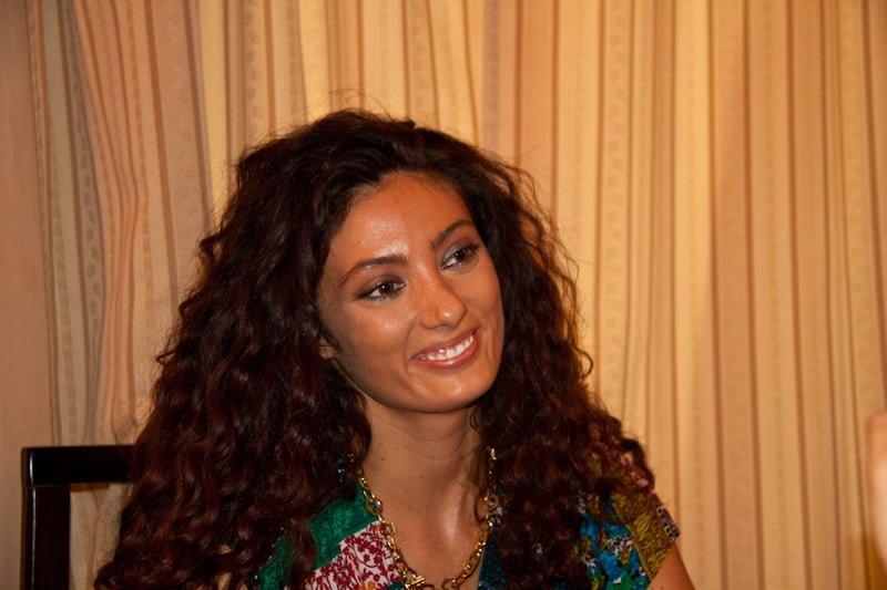 Claudia Pavel, ex CREAM, a nascut un baietel!