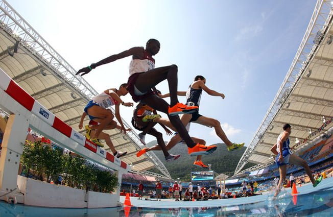 Aproape o treime din atletii de la CM 2011 s-au dopat in anul premergator competitiei