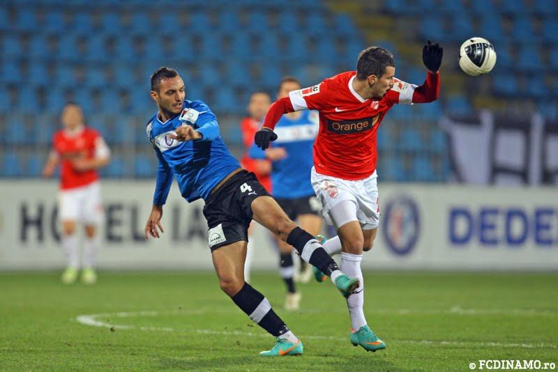 Viitorul Constanta a remizat cu Dinamo, scor 0-0! VIDEO