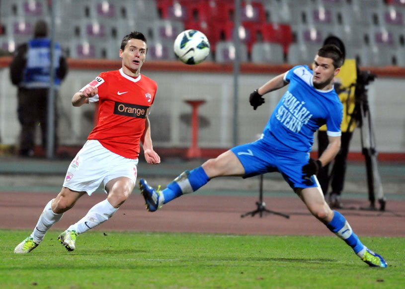 Dinamo a incheiat la egalitate, scor 1-1, cu formatia Corona Brasov! VIDEO