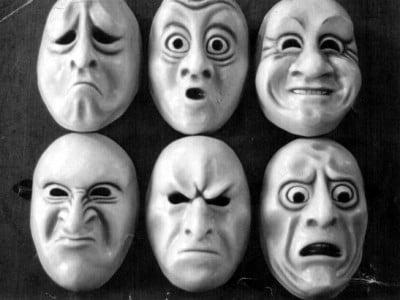 TOP Zece cele mai comune expresii faciale pe intelesul tuturor! FOTO