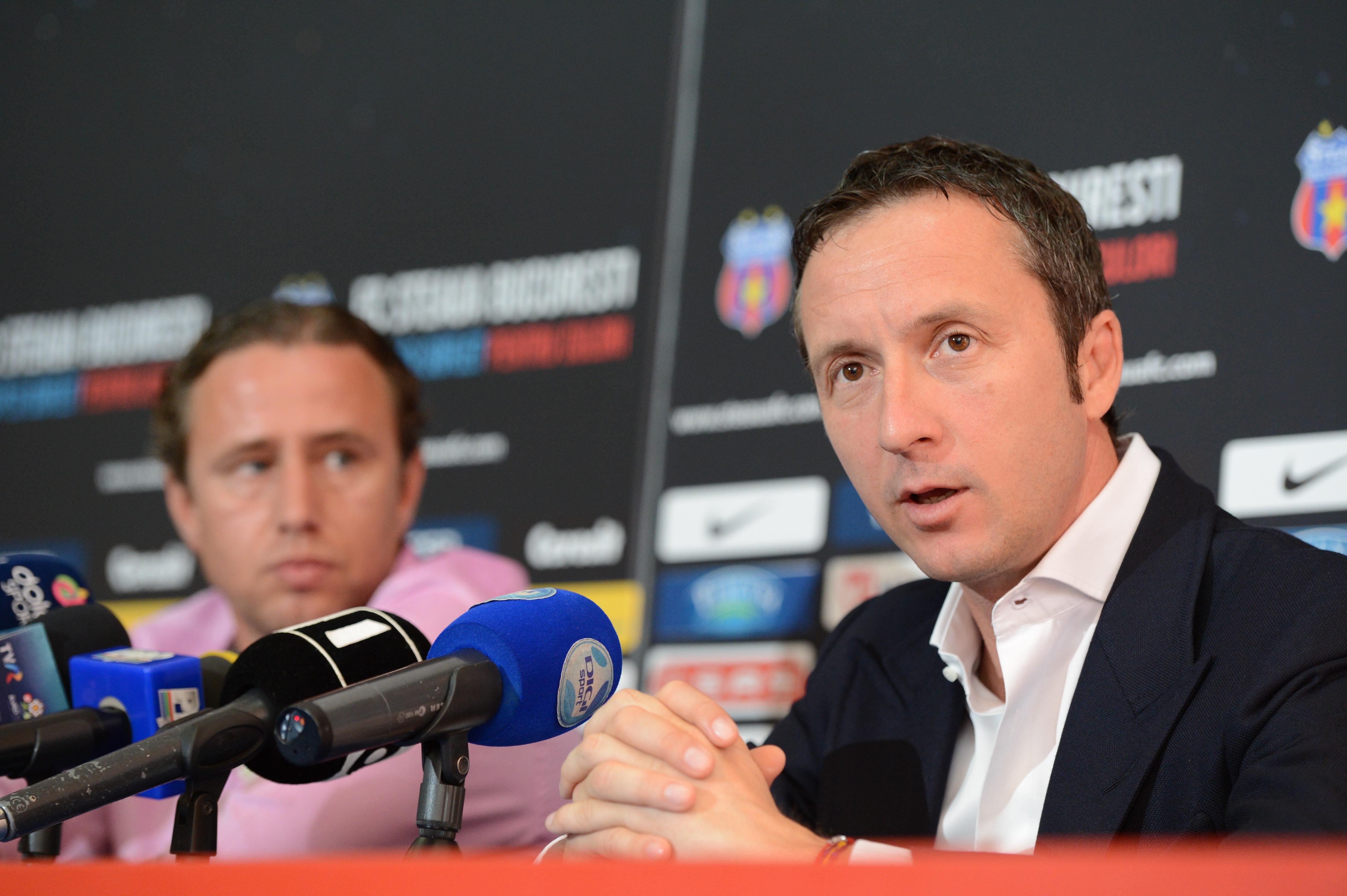 Managerul Stelei, Mihai Stoica a anuntat lista jucatorilor doriti de club!
