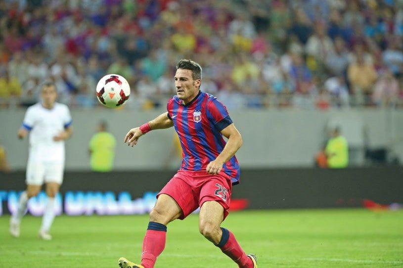 Steaua a invins pe CFR Cluj cu scorul de 3-0, in Liga I! VIDEO