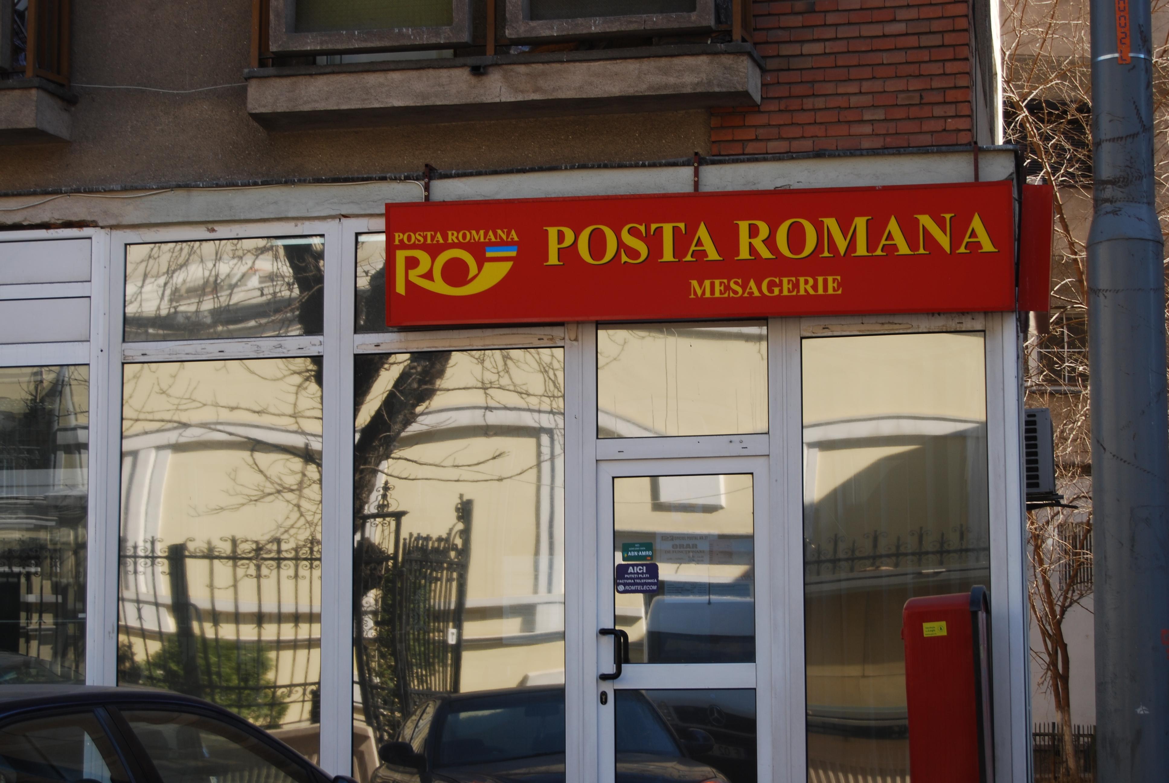 Posta Romana va introduce servicii financiar-bancare si un sistem de franciza!