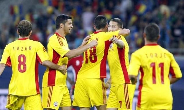 AMICAL: Romania a remizat cu Slovacia, scor 1-1! VIDEO